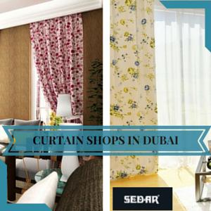 leading window treatment experts in Dubai